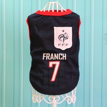 Size: 4XL / Dark Blue Number 7 Franch