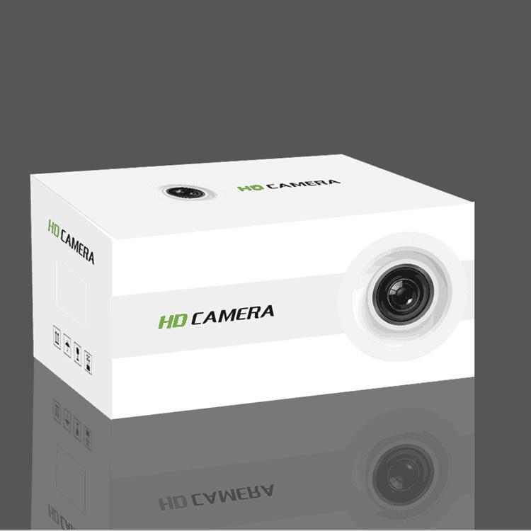 SV3C CCTV Wireless HD 1080P Outdoor IP Camera with Onvif, CMS and P2P White  Shell (SV-B803W) - EU Plug