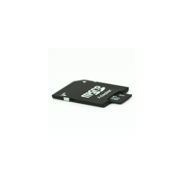 4GB MicroSD TF TransFlash Memory Card with SD Adapter