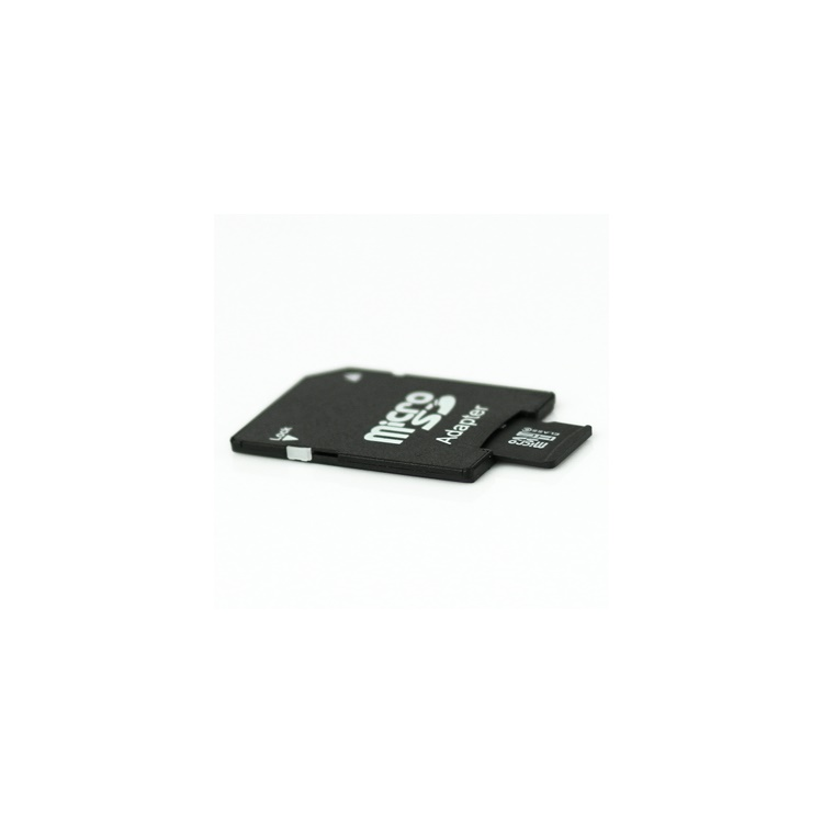 New 8GB MicroSDHC TF TransFlash Memory Card with SD Adapter