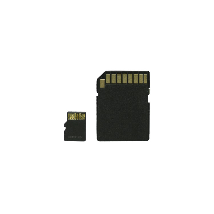 New 16GB MicroSDHC TF TransFlash Memory Card with SD Adapter